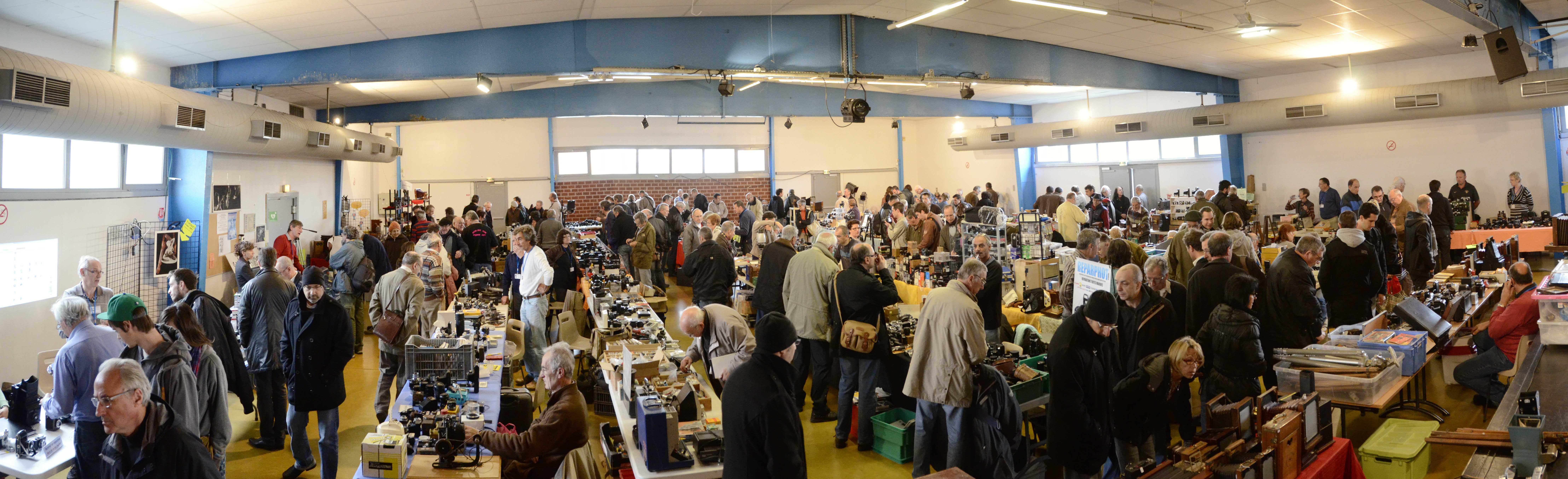 31 - Villeneuve-Tolosane • Bourse au matériel photo, ciné et préciné