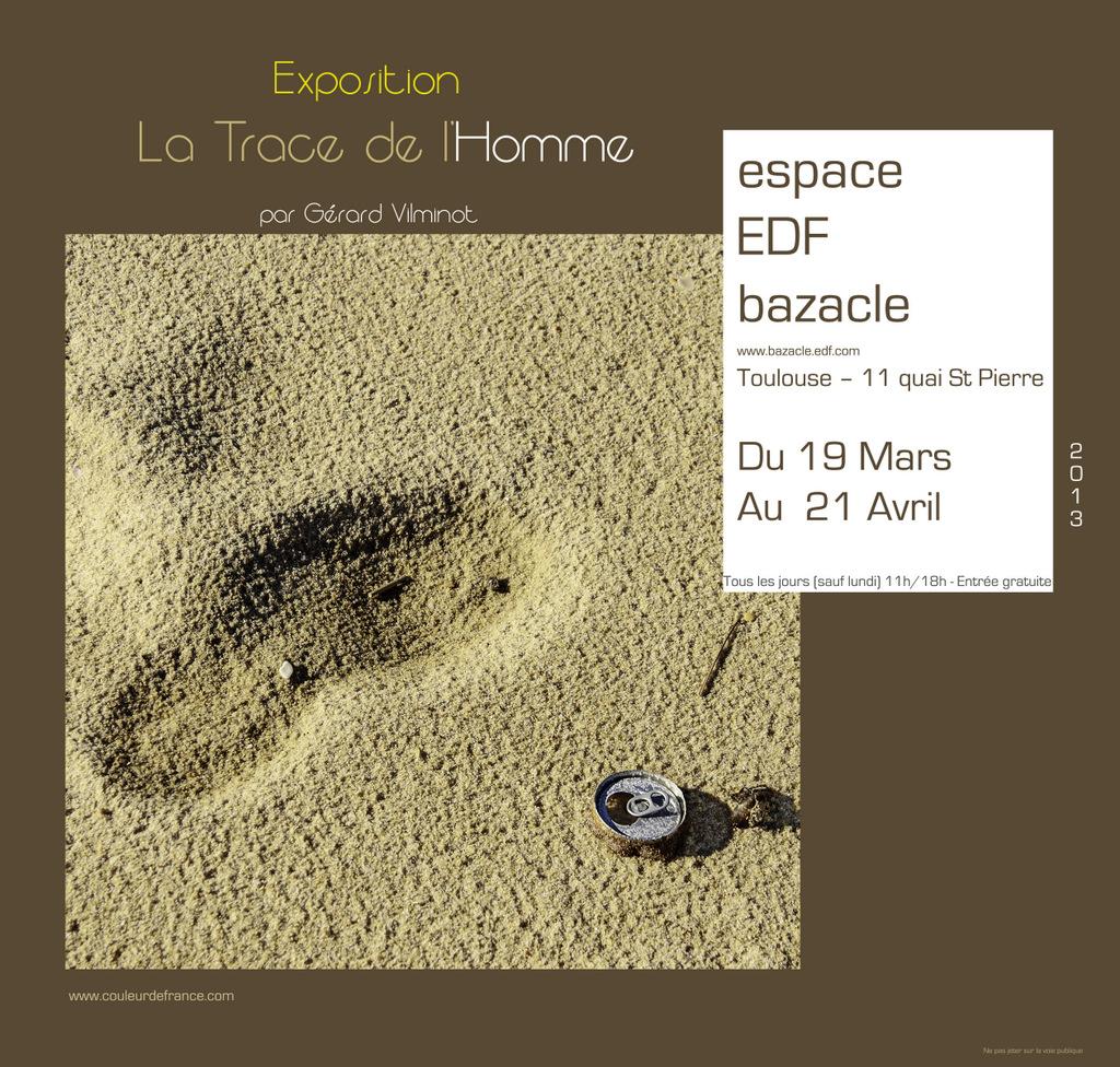 31 - Toulouse • La trace de l'Homme
