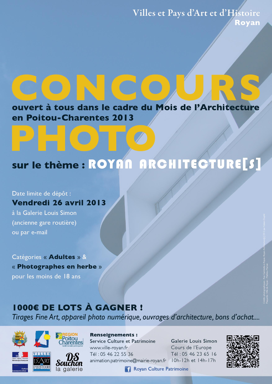 17 - Royan • Concours photo : Royan Architecture[s]