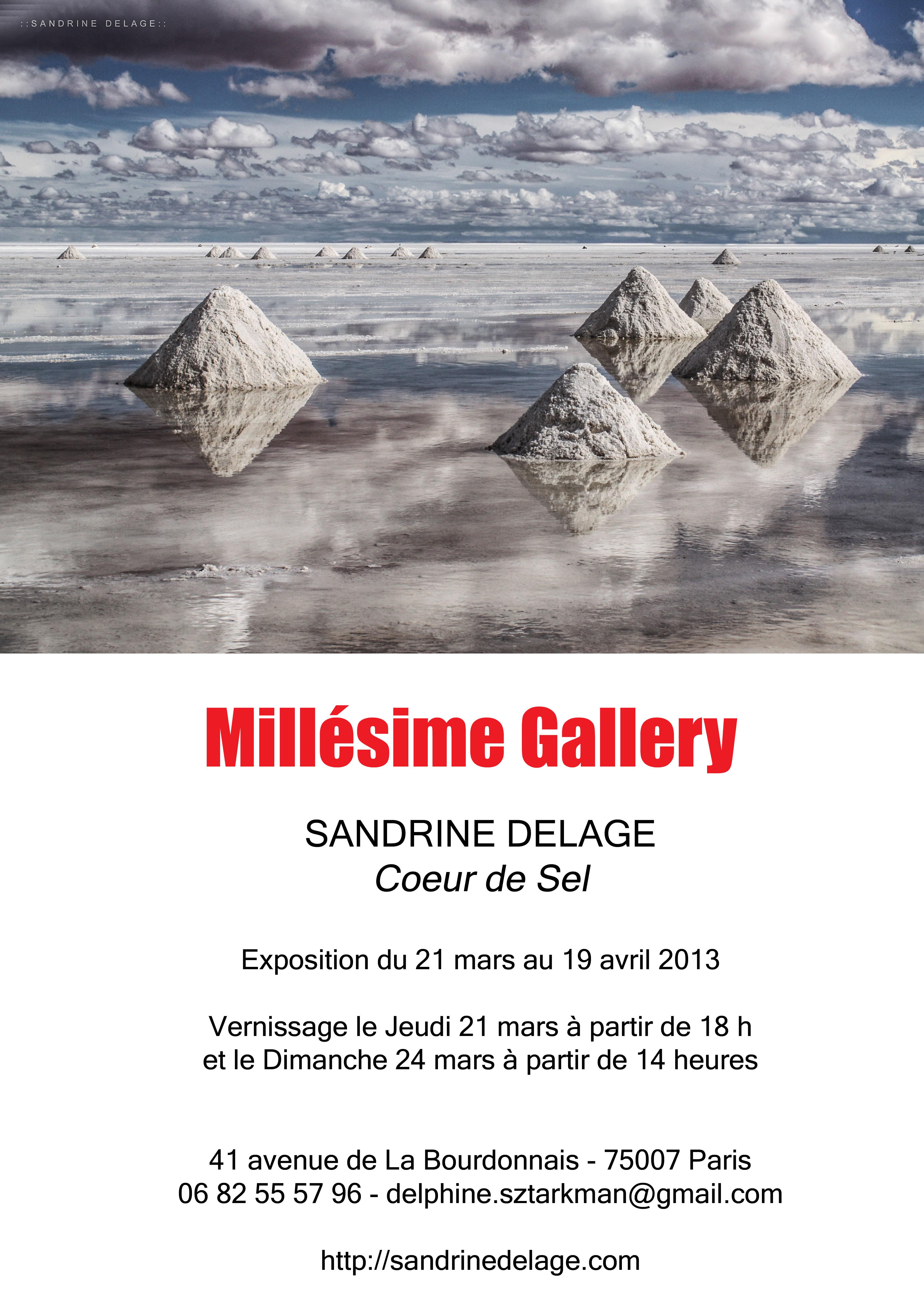 75 - Paris • Coeur de Sel, par Sandrine Delage