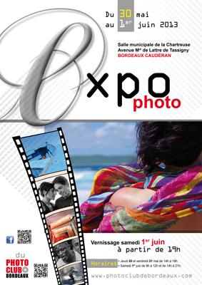 33 - Bordeaux • Exposition annuelle du Photoclub de Bordeaux