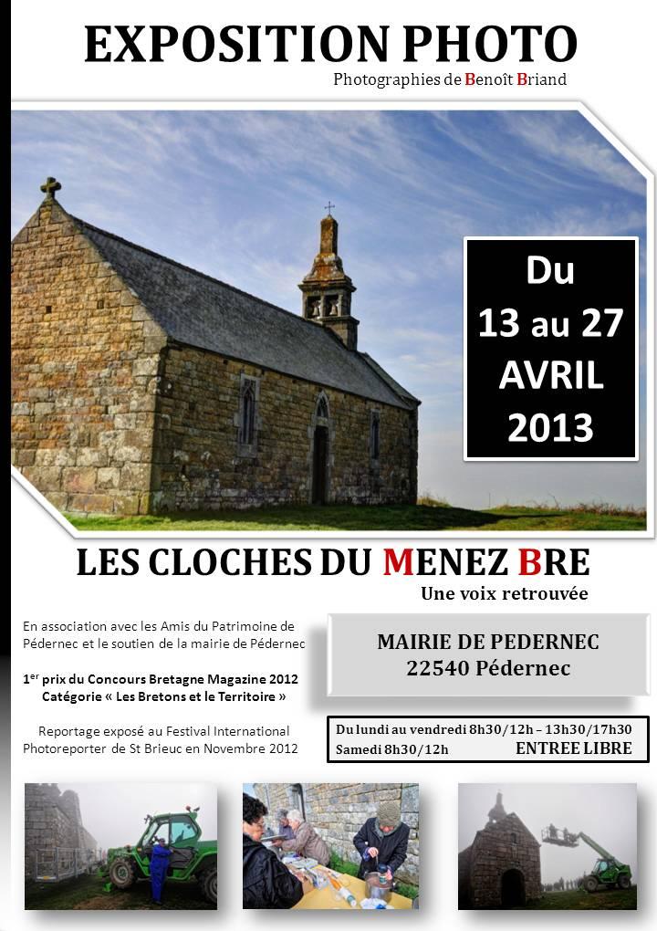 22 - Pedernec • Les Cloches du Menez Bré, une voix retrouvée, de Benoît Briand
