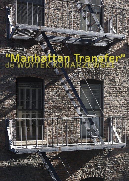 75 - Paris • Exposition Manhattan Transfer, de Woytek Konarzewski