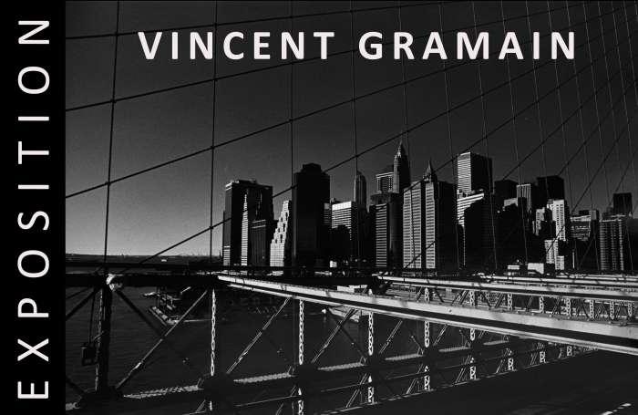 94 - Saint Mandé • Exposition de Vincent Gramain