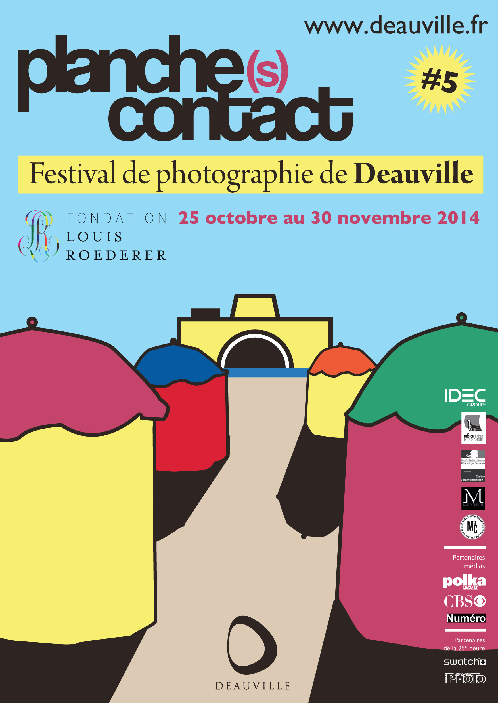 14 - Deauville • Festival Planche(s) Contact