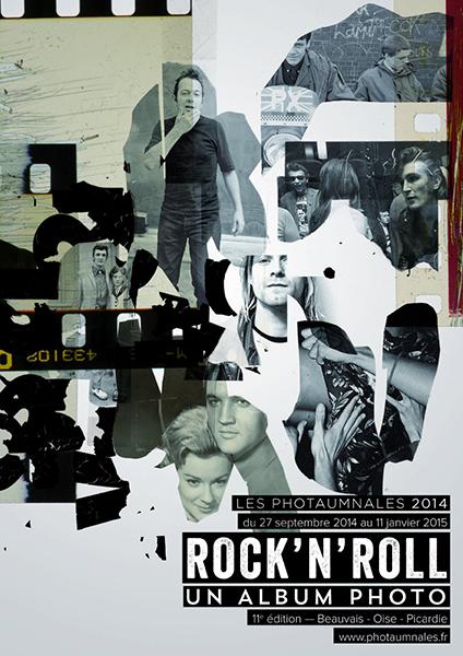 60 - Beauvais • Roc'n'roll : Un album photo (Festival Les Photaumnales)