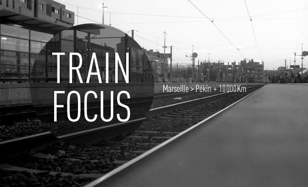 Crowdfunding • Train Focus  (KissKissBankBank)