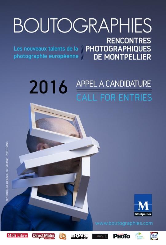 Appel à candidatures • Les Boutographies, édition 2016