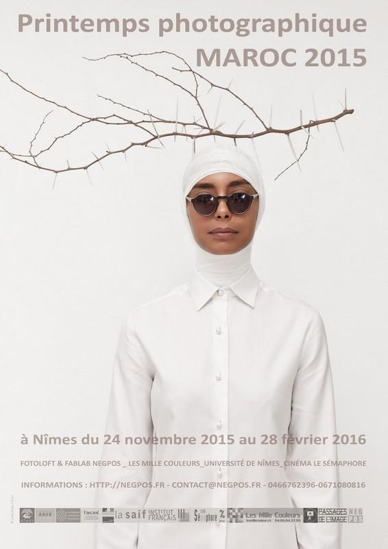 30 - Nîmes • Printemps photographique Maroc 2015