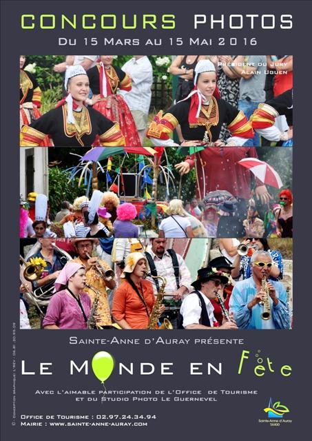 Concours photo • Le Monde en fête