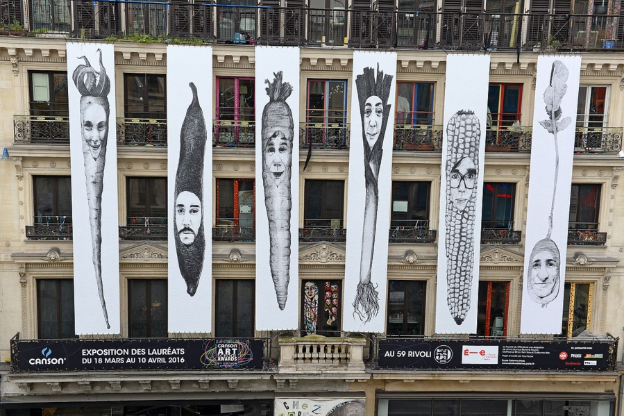 75 - Paris • Exposition des lauréats Canson® Art School Awards (Galerie 59)