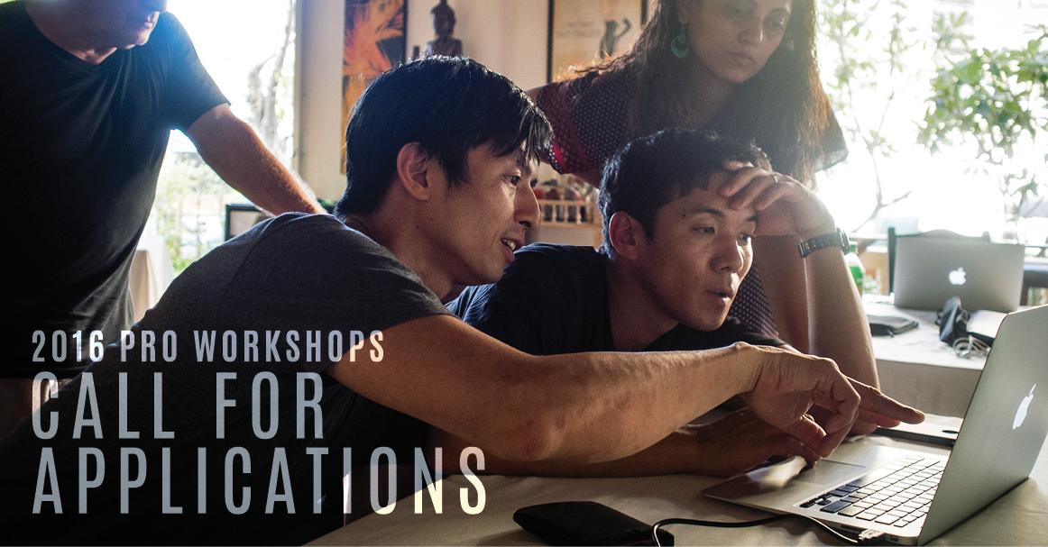 Appel à candidatures • Angkor Photo Workshops