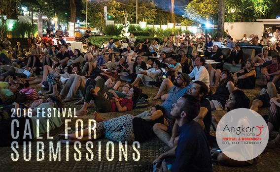Appel à candidatures • Angkor Photo Festival, 12e édition