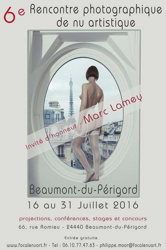 24 - Beaumont-du-Périgord • 6e Rencontre photographique de Nu Artistique
