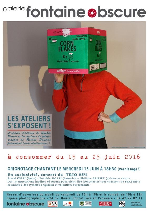 13 - Aix -en-Provence • Exposition photo collective