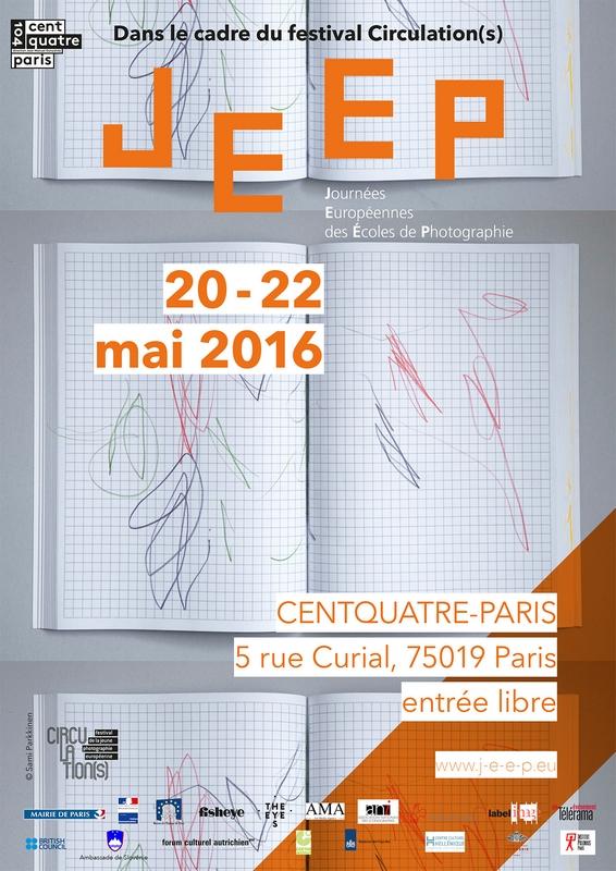 75 - Paris • J.E.E.P - Journée Européennes des Écoles de Photographie
