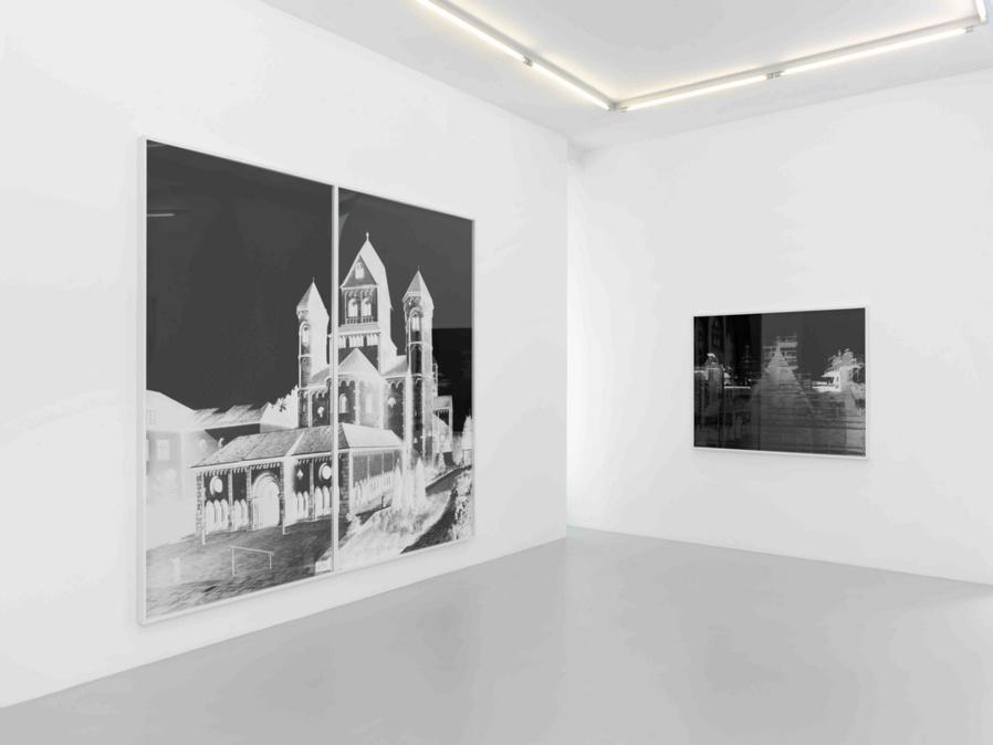 Suisse - Genève • Exposition photo de Vera Lutter (Galerie Xippas)