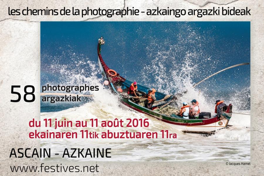 64 - Ascain • Les Chemins de la Photographie d'Ascain #2