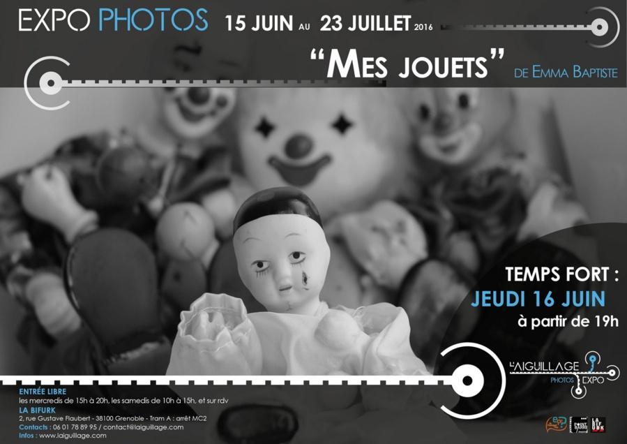 38 - Grenoble • Exposition photo