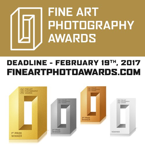 Concours photo • Fine Art Photography Awards 2017
