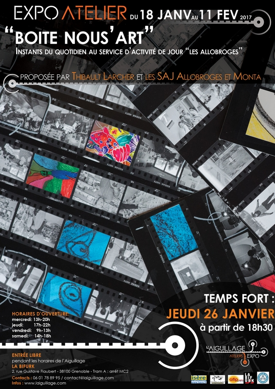 38 - Grenoble • Exposition photo collective