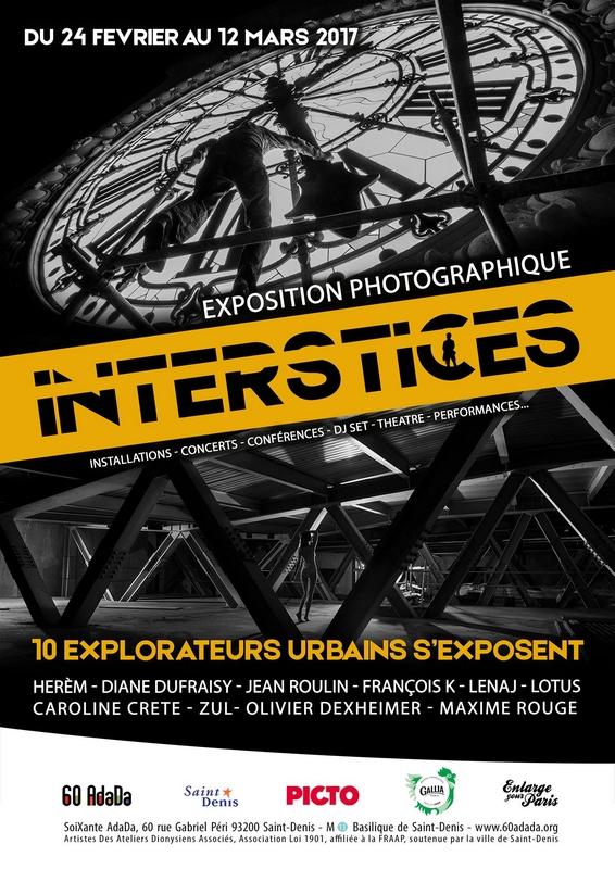 93 - Saint-Denis • Exposition photo collective