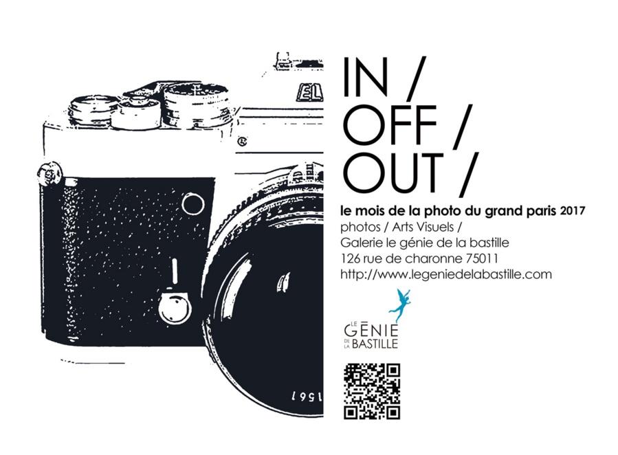 75 - Paris • Le Mois de la Photo du Génie 2017 - IN/OFF/OUT