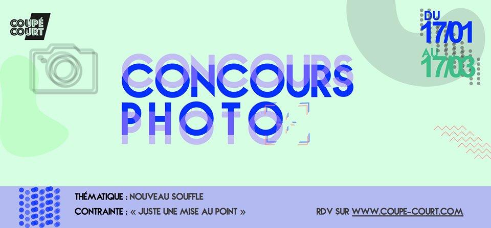 Concours photo • Festival Coupé Court