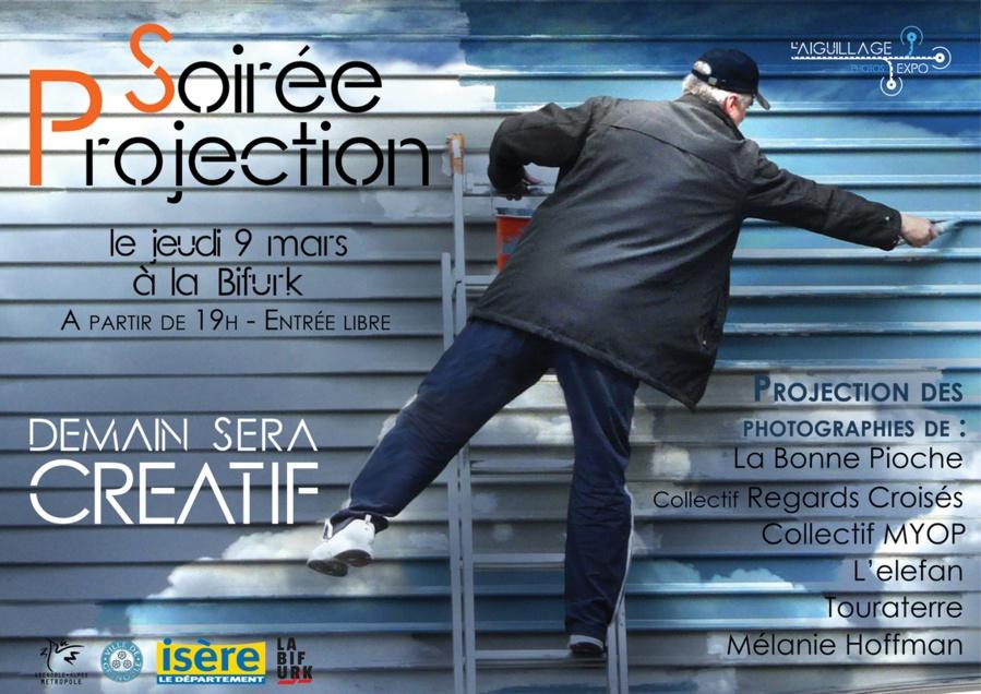 38 - Grenoble • Soirée projection