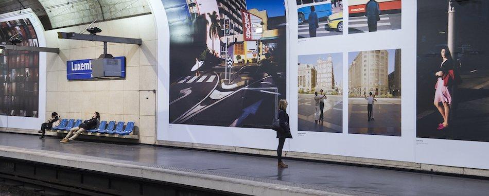 75 - Paris • La RATP invite Magnum Photos