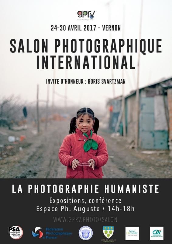 27 - Vernon • Salon Photographique International de Vernon