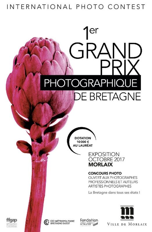 Appel à candidatures • 1er Grand Prix Photographique de Bretagne