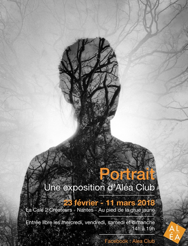 """Portrait"" une expo de Aléa Club Agenda-560821"