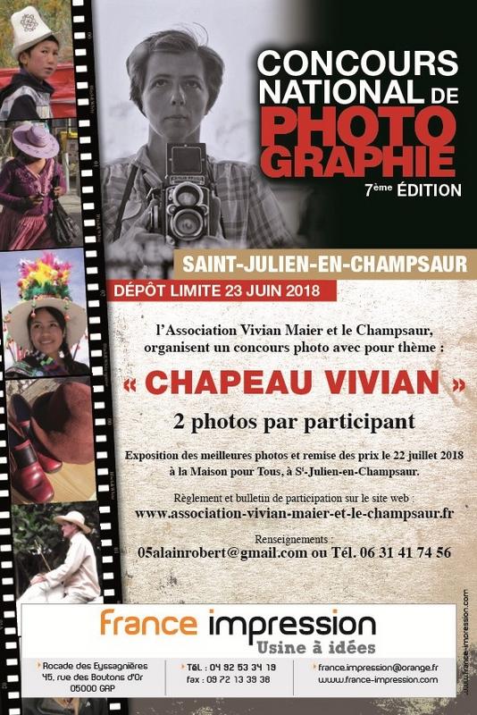 Concours photo • Chapeau Vivian !