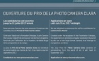 Appel à candidatures • Prix Camera Clara