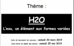 Concours photo • H2O