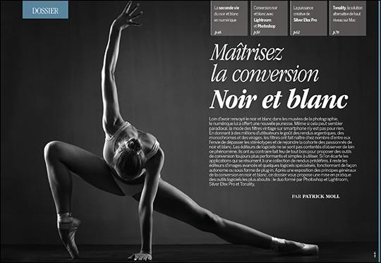 """Téléchargez les photos du dossier """"Maîtrisez la conversion noir et blanc"""" (guide pratique) - Compétence Photo n°55"""