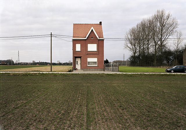 Roel Jacobs et Pierre-Emmanuel Daumas : un voisinage éphémère pour un étonnant regard croisé