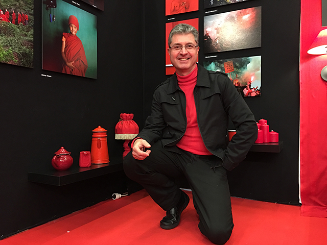 Salon de la Photo 2016 • Day One 2/2 : le jour du rouge est arrivé