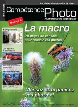 Compétence Photo #4 - La macro