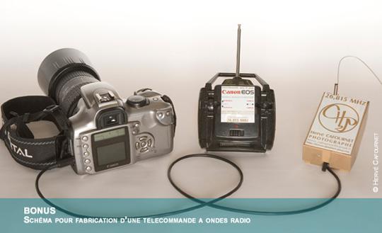Télécommande à ondes radio