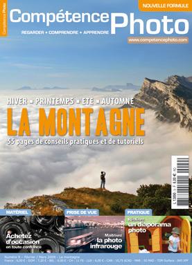 Compétence Photo #9 - La montagne - La photo infrarouge