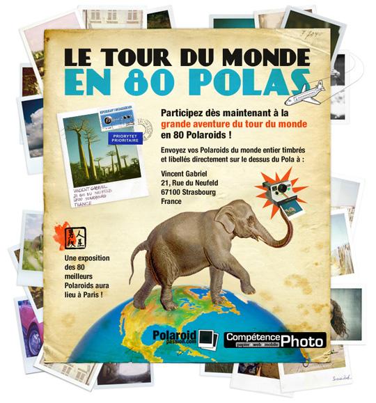 Le Tour du Monde en 80 polas