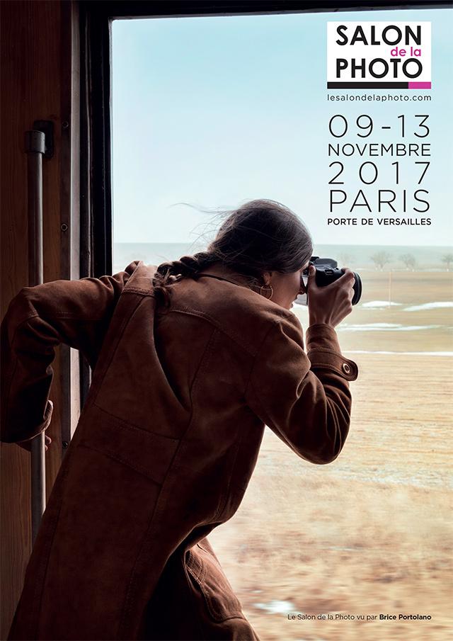 Brice Portolano, le photographe choisi pour réaliser l'affiche du Salon de la Photo 2017