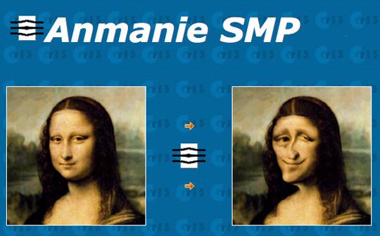 Téléchargez Anmanie SMP pour déformer des visages
