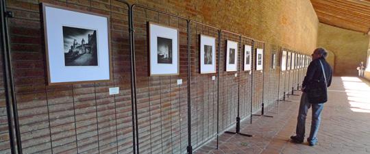 Exposition 8 Reg'ART, cloître des Jacobins © Compétence Photo