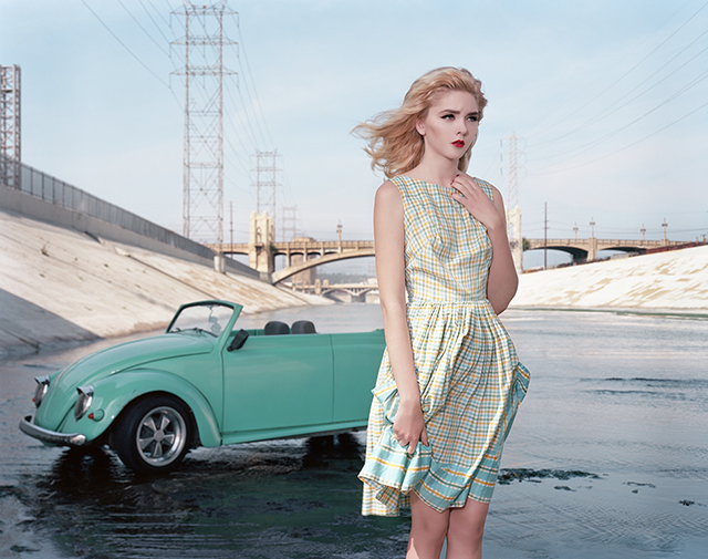 """Votez pour la série """"Tales of blue yesterday"""" d'Amandine Besacier aux Zooms 2017 du Salon de la Photo"""