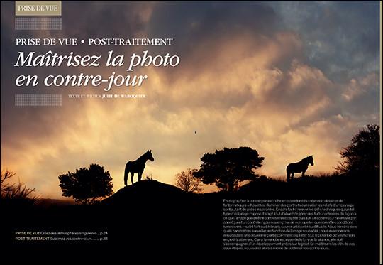 """Téléchargez les photos du dossier """"Maîtrisez la photo à contre-jour"""" (guide pratique) - Compétence Photo n°61"""