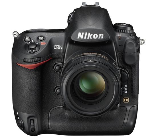 Le Nikon D3s a été le premier reflex numérique à franchir le cap des 100.000 ISO.