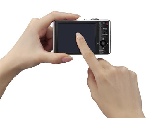 L'écran tactile est en train de devenir un standard dans l'électronique grand public.